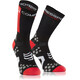 Compressport Racing V2.1 Bike Cycling Socks red/black